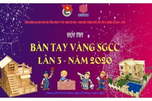 Hội thi Bàn tay vàng SGCC 2020