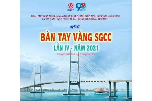 Hội thi Bàn tay vàng SGCC 2021